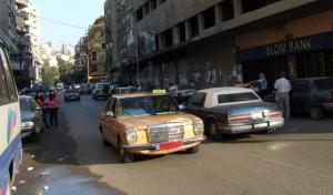 старое такси 1
