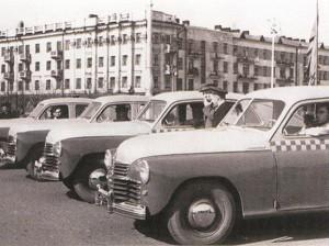 такси 70-х 2