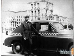 такси 70-х 3