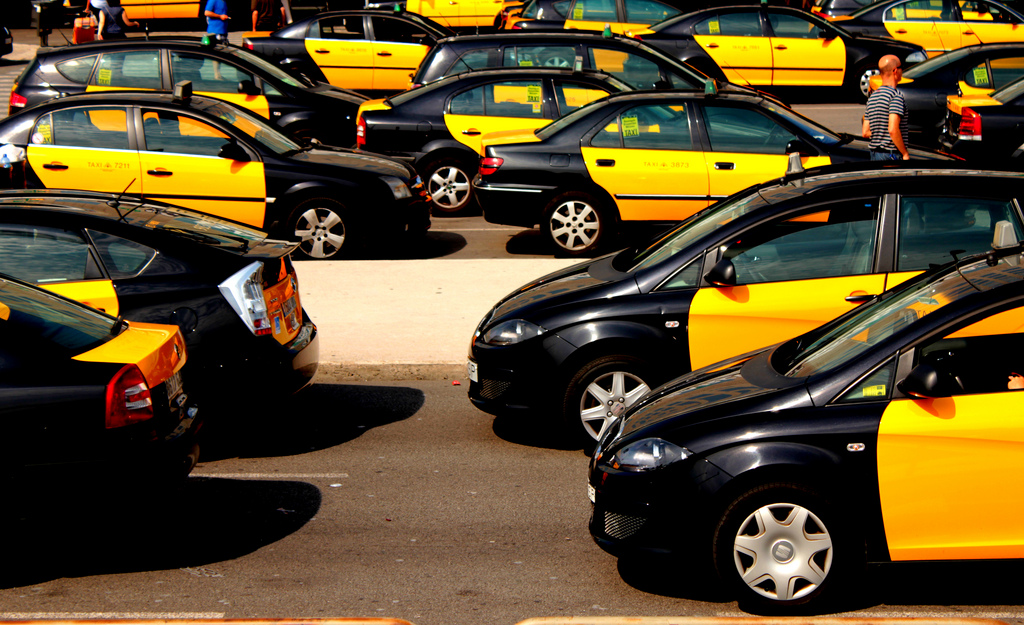 uber-taxi-barcelona