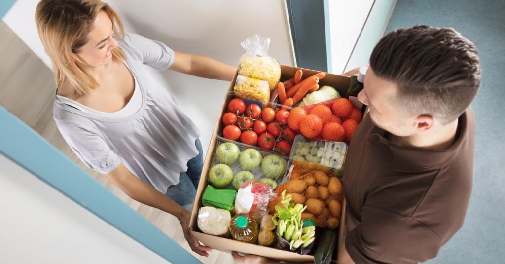 Доставка продукто питания Дзержинск 66-511-66